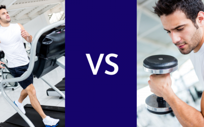 Cardio vs Weight training. Which is best ?